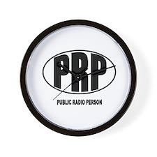 PRP Wall Clock