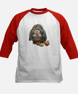Bunny and strawberries Tee