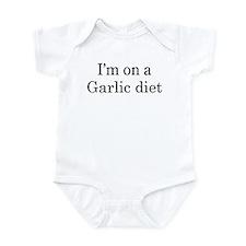 Garlic diet Infant Bodysuit