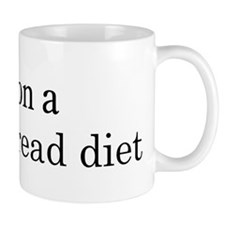 Garlic Bread diet Mug