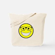 Happy Fosser Tote Bag
