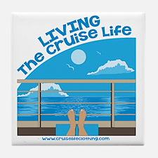 CruiseLife Tile Coaster