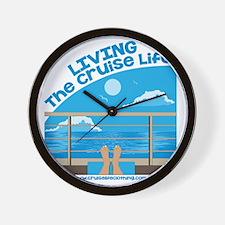 CruiseLife Wall Clock