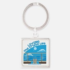 CruiseLife Square Keychain