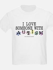 Someone W/ Autism T-Shirt