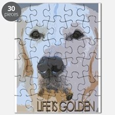 Life is Golden Puzzle