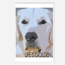 Life is Golden Postcards (Package of 8)