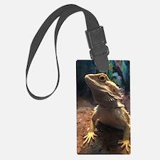 Bearded Dragon Luggage Tag