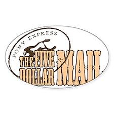 Five Dollar Mail Logo Decal