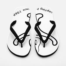 Unitarian Accepting Flip Flops