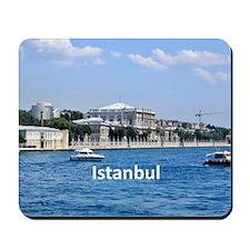 Istanbul_18.8x12.6_Bag_DolmabahcePalace Mousepad