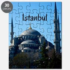 Istanbul_5X7_Card_BlueMosque Puzzle
