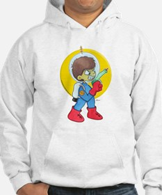 Spaceman & The Space Creature Hoodie