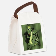 cd_puzzle Canvas Lunch Bag