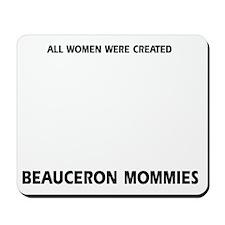 Beauceron designs Mousepad