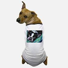 Boston Terrier eyes Dog T-Shirt