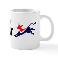 Proud Democrat (donkey) Mug