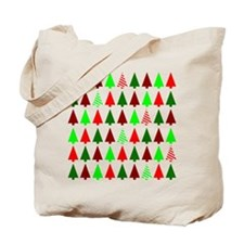 Little Trees Tote Bag