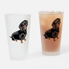Dachshund-BT - Big2 Drinking Glass