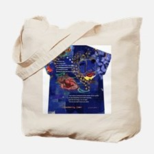 Murmuring Heart - All Over Print- Womens  Tote Bag