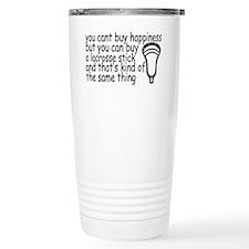 Lacrosse Happiness Travel Mug
