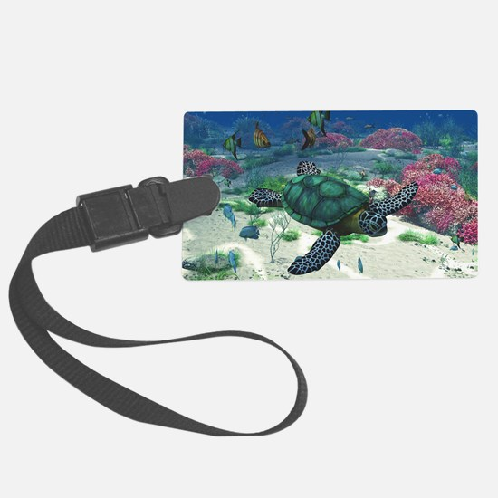 st_Dinner Placemats_1184_H_F Luggage Tag
