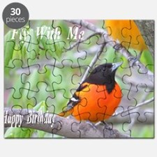 Northern Oriole Puzzle