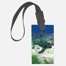 st_twin_duvet_2 Luggage Tag