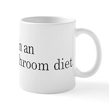 Oyster Mushroom diet Mug
