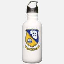 Blue Ukes Water Bottle