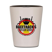 Racetrack's Delivery Shot Glass