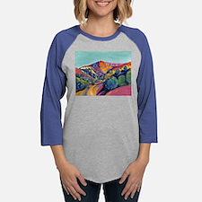 New Mexico Art Long Sleeve T-Shirt