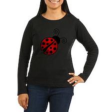 Red Ladybug 2 T-Shirt