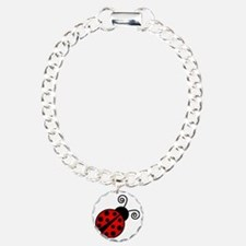 Red Ladybug 2 Bracelet