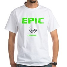 EPIC LOADING - ELECTRIC LIME Shirt