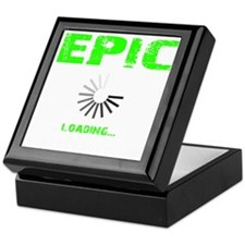 EPIC LOADING - ELECTRIC LIME Keepsake Box