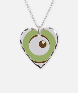 Snuggle Monster Necklace