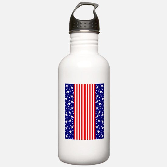 Fourth of July Water Bottle