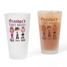 First Mates Drinking Glass