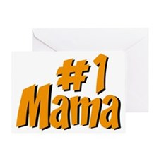 Mama Greeting Card
