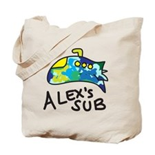 alexs sub Tote Bag