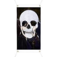 skull illusion Banner