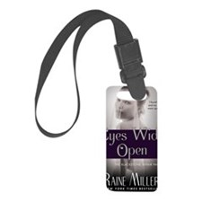 Eyes Wide Open Luggage Tag
