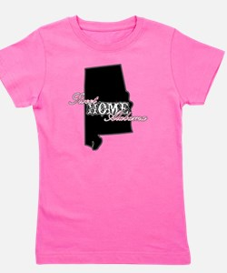Alabama Girl's Tee