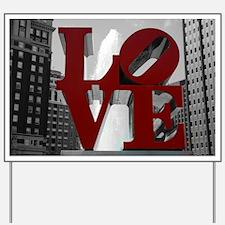 Love @ 1st Sight Yard Sign