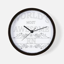 rn Wall Clock