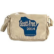 Scott-Free Wisconsin Messenger Bag