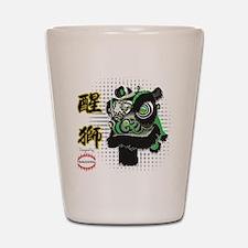 Futhok Lion Zhang Fei Style Shot Glass
