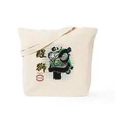 Futhok Lion Zhang Fei Style Tote Bag