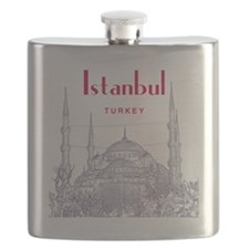 Istanbul_10x10_BlueMosque_Red Flask